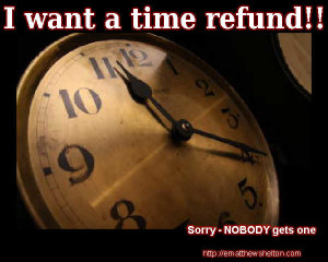 time refund
