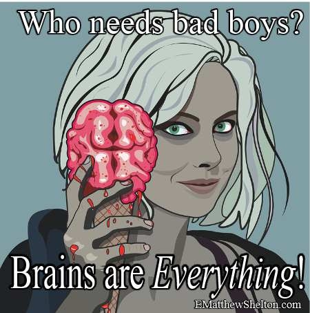 zombie haiku brains are everything